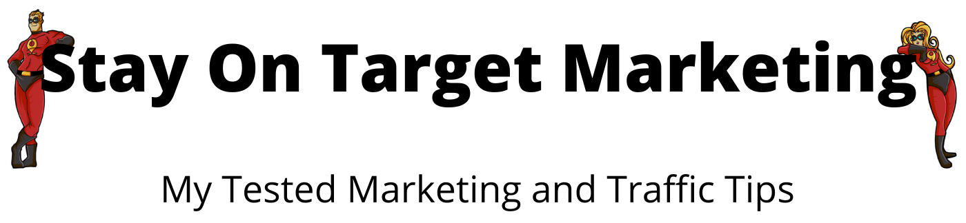 Stay On Target Marketing